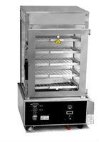 Gas Steam Hot Food Warmer Cabinet