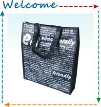 Friendly shopping bag