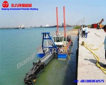 China Dongfang Low Price Chinese Floating Dredging Boat