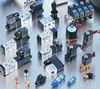 2 way 3 way 5 ways plastic or brass or alloy solenoid valve pneumatic