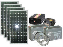 6000W free energy generator poly silicon solar systems