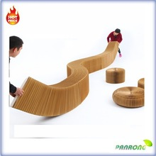 Folding Special kraft paper chair paper furniture