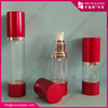 cosmetic airless pump bottle , skin care cosmetic pump bottle , empty lotion pump bottles