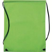Top quality New recycle nylon mesh foodball drawstring backpack bag