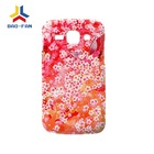 high quality 3D blank sublimation phone cover for samsung ace3