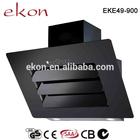 EKE49 New Auto-slide Whole Black Tempered 90cm Italian Kitchen Appliances