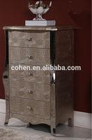 N201 Five drawers storage chest