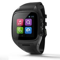 watch phone manual 5.0MP camera, GPS, 3G and WIFI