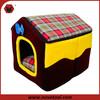 Soft Fabric Dog House, Pet Dog Bed