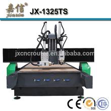 JX-1325TS machines used in furniture manufacturing
