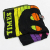 Promotion 100% cotton high quality yarn dyed sport towel