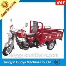 Gasoline three wheel motorcycle