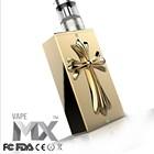 VapeMX elegant smoking cigarette hot selling 2015 box mod e cig