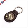 High end handmade custom leather keychain manufacturer