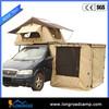Waterproof canvas trailer tent camping car