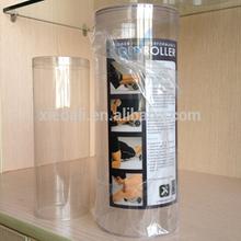 Plastic human hair packaging supplies, hair labels and packaging