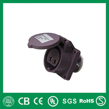 3-PIN INDUSTRIAL POWER PLUG