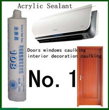 weatherability acrylic mastic building silicone sealant gap filler