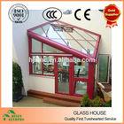 Aluminum and glass Sunshine room customized Sunshine room
