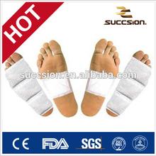 rilievi del piede disintossicare il corpo durante il sonno