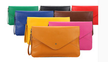 Colorful Popular Fashion Lady Envelope Evening Party Bag