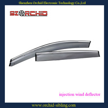 injection car wind deflectors for honda crv 2012 use
