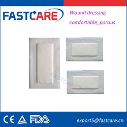 CE FDA Non-woven Adhesive Wound Dressing