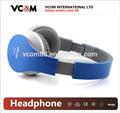 2015 nuevo auricular bluetoothinalámbrico/auriculares con precio de fábrica