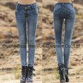 กางเกงยีนกว่างโจว/เป็นที่นิยมสูงwasitกางเกงยีนส์สำหรับผู้หญิงกว่างโจว