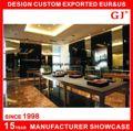 Eco- ambiente material de escaparate de la joyería en forma de madera en todo el mercado mundial