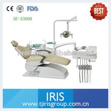 Iris Brand AE-A3600 Dental Chair / Dental Unit for Dental Clinic & Hospital