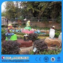 C&Q Amusement rides, Adorable indoor children small amusement park trains for kids