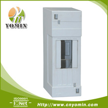 4-Way Metal Distribution Box, MCB Enclosure