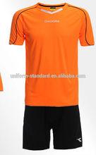 2014 hot sell wholesale high quality fashionable orange basketball uniforms