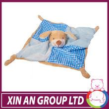 OEM Custom CE audit wholesale plush baby comforter