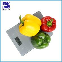 Ningbo new design digital kitchen scale