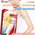 De nouveaux produits innovants 2014 professionnel minceur. bras. minces. magie. stickersductilité soins de beauté