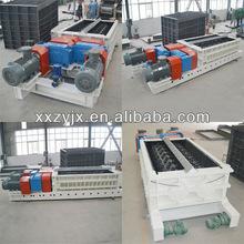 grading separation and crushing machine for coal cinder crushed