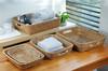 Eco Friendly Hotel Wicker Basket Wholesale