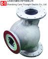 transmissão da caixa de engrenagens de alumínio de fundição