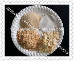 Dehydrated garlic powder dried garlic products