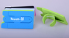 New arrival silicone smart wallet for Iphone card holder
