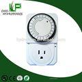 Mekanik elektrik sayaçlarını, 24 saat dijital zamanlayıcı, ışık anahtarı zamanlayıcı