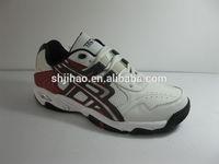 2014 durable comfort uniform design volleyball shoes power sport running shoe