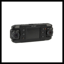 Anti Shake / GPS External Active Module Dual Camera 1080P Car DVR