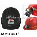 la mina de carbón de seguridad casco de rescate con la cabeza de la lámpara minera del casco