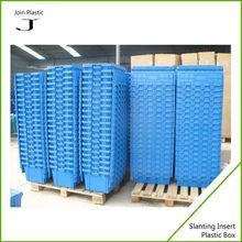 Plastic moving crate sale
