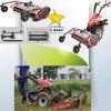 mini traktor gravely zero turn mowers