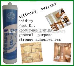 water tank sealant silicon sealant general purpose building silicone sealant