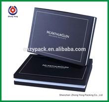2015 Luxury Gift Packaging Box Custom Cardboard Gift Box Handmade Paper Box